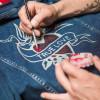 Tommy Hilfiger presenta la collezione Hilfiger edition spring 2018 in occasione di Pitti Immagine Uomo