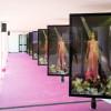 La fondazione fashion research Italy svela la passerella multimediale e la 'statua' di donna in attesa del grand opening di sabato 21 ottobre