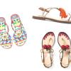 Le infradito dell'estate 2017: hippie chic, glamour o sofisticate