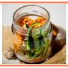 Gamberi con ortaggi di stagione, un piatto semplice e gustoso cucinato con la vasocottura