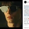 Dior Homme, presenta la nuova collezione di  occhiali Timeless