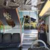 E' un viaggio nel viaggio nel treno sncf dove l'arte sale a bordo attraverso 400 opere d'arte
