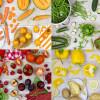 Frutta e verdura: le proprietà a seconda dei colori