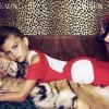 Thylane Blondeau, la bambina più bella del mondo torna in passerella a 16 anni [GALLERY]