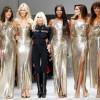 Versace: la collezione primavera estate 2018 rende omaggio a Gianni Versace