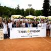 Salute: tennis e friends, torna a Roma l'appuntamento con sport e prevenzione