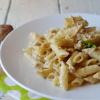 Pennette con guanciale, pere e noci: un primo piatto gustoso ed invernale