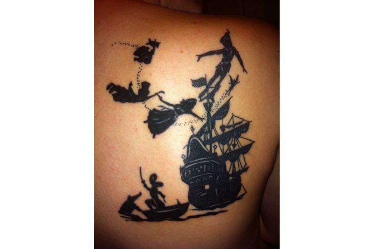 I tatuaggi più belli ispirati ai personaggi disney