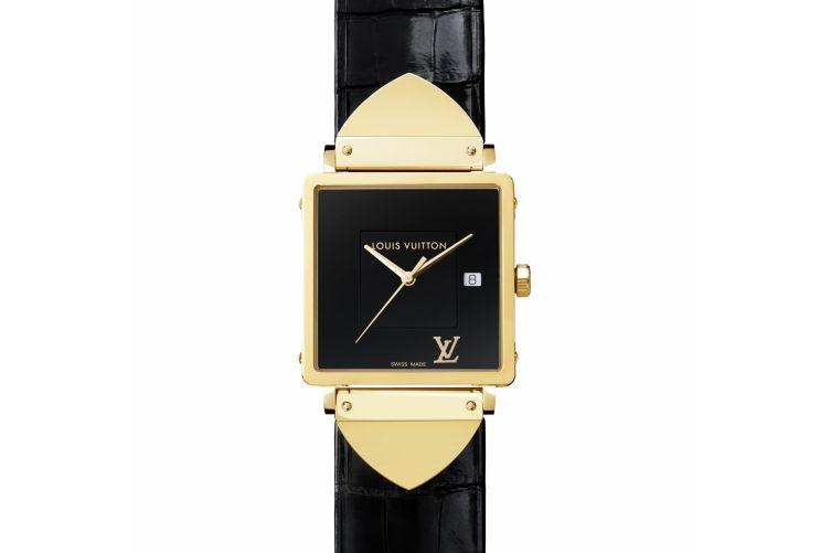 Louis vuitton emprise i nuovi orologi ispirati all 39 iconico baule - Porta orologi louis vuitton ...