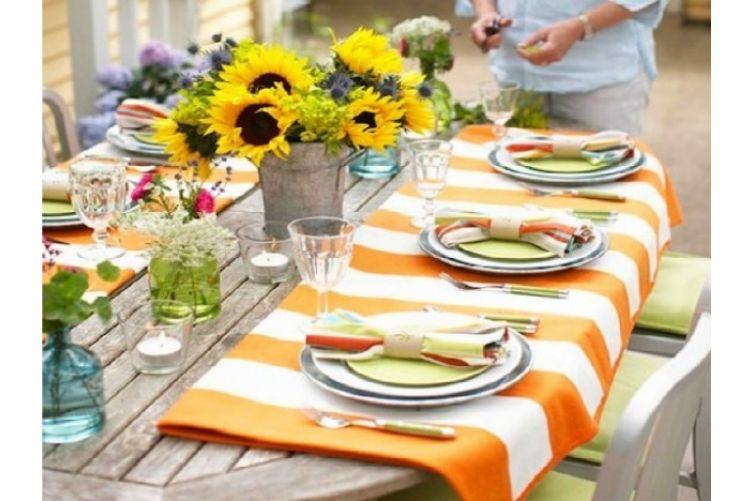 Mise en place di pasqua idee per apparecchiare una tavola di primavera gallery - Tavola di primavera idee ...