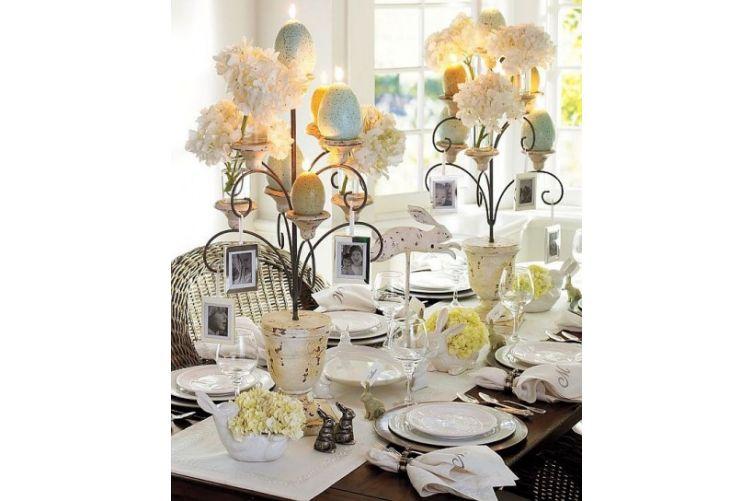 Mise en place di pasqua idee per apparecchiare una tavola di primavera gallery - Cose belle per la casa ...