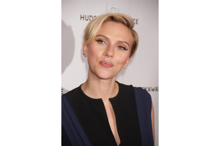 8. Scarlett Johansson- Zuma press/LaPresse