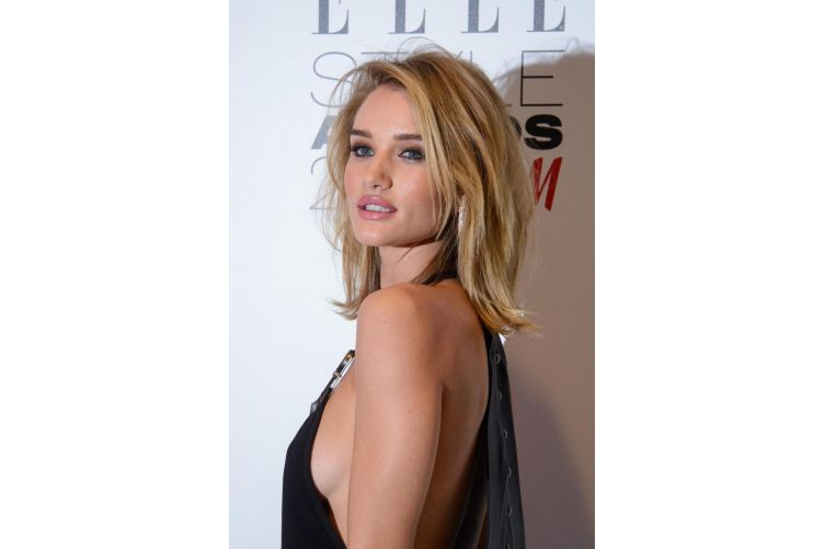 1. Rosie Huntington Whiteley-La Presse