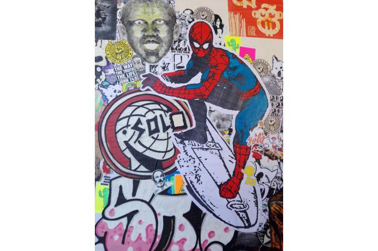 World wide wall roma 2017 l evento internazionale sulla for Minimal art artisti