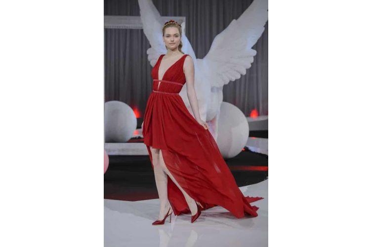 Nicole fashion Show 2018 in anteprima a Roma c49229f6b1e