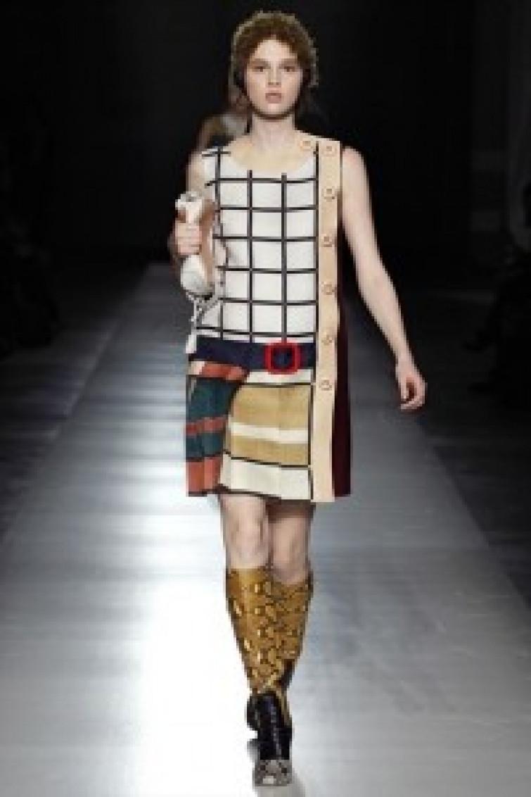 Il «look sixties» è sempre di moda