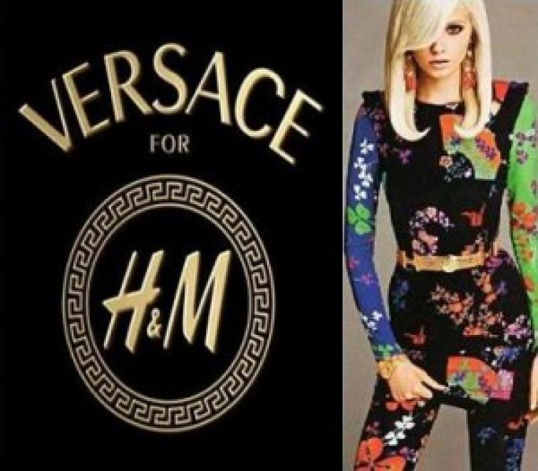 VERSACE for H&M: la collezione più attesa del momento