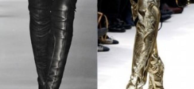 Stivali cuissard: un sexy passe-par-tout