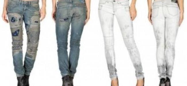 La collezione jeans firmata Diesel