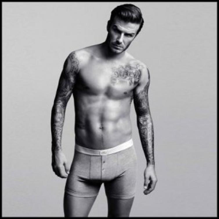 David Beckam stilista per H&M