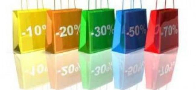 Saldi: calo del 20% in tutte le città