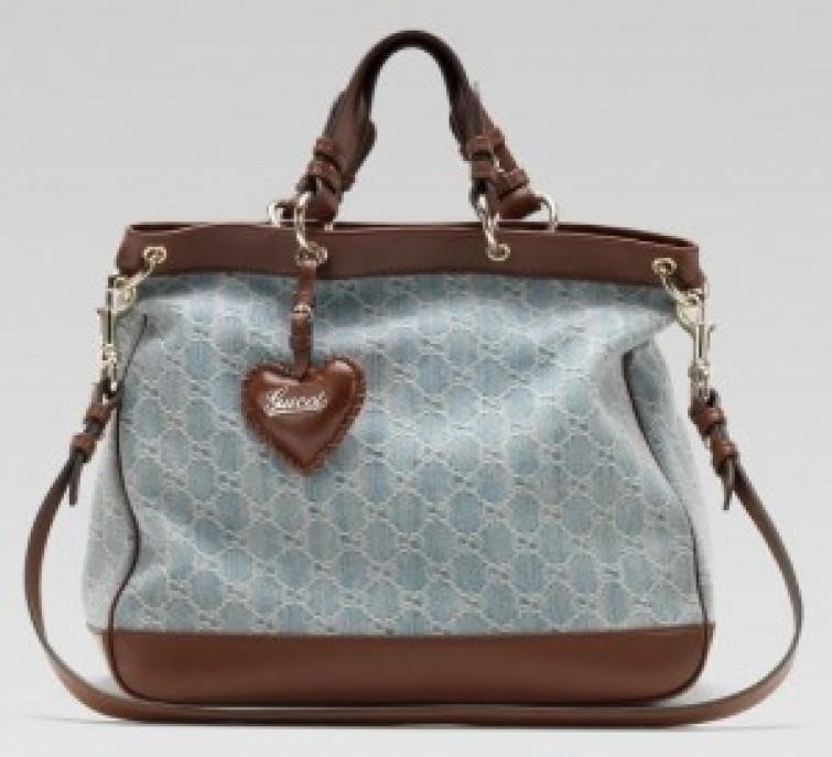 Ecco la bellissima Gucci «Valentine»