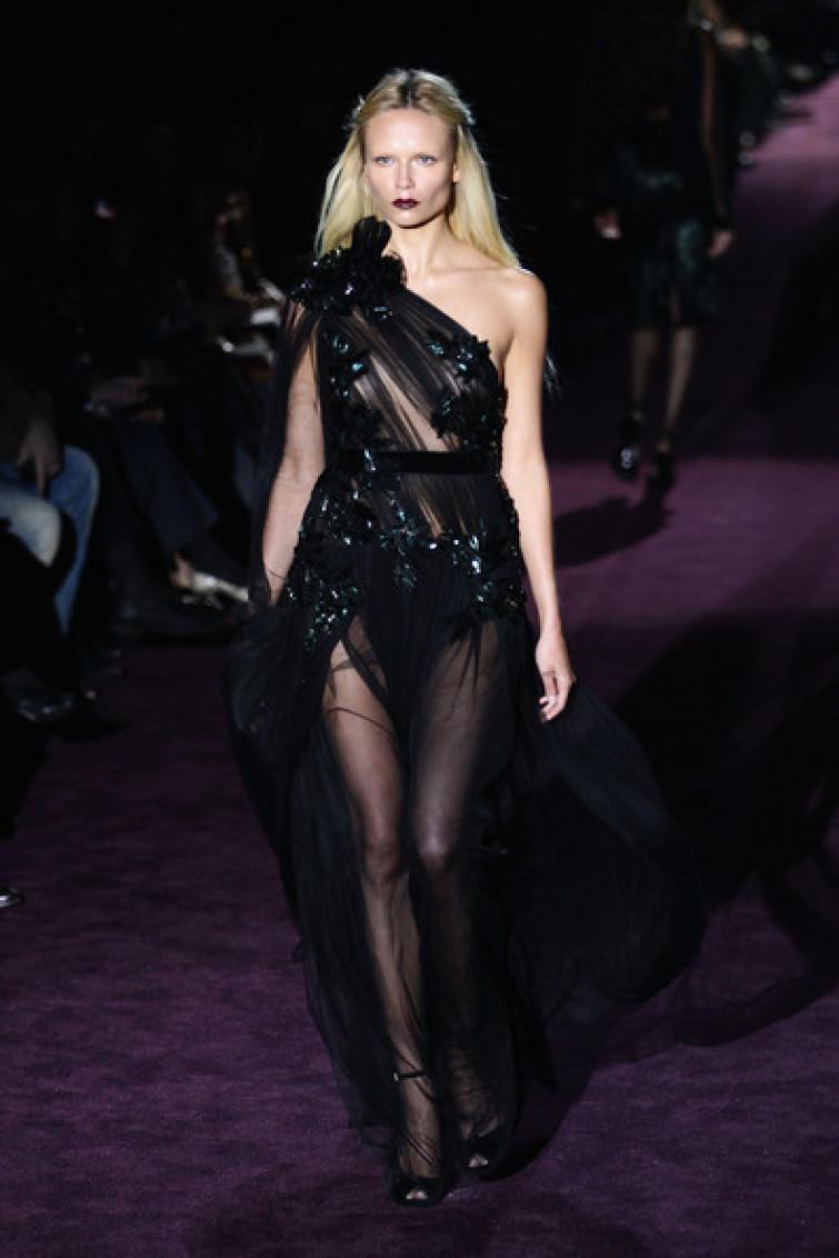 La dark lady di Gucci