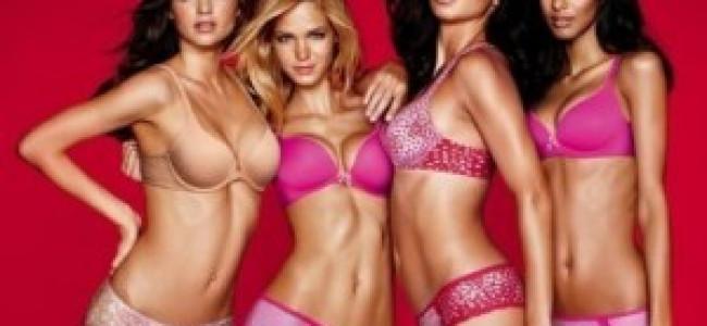 Victoria's Secret: la collezione di intimo per San Valentino