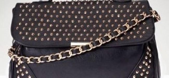 Moda – Tanto glamour nella collezione borse Stradivarius