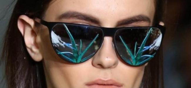 Occhiali da sole: le tendenze per l'estate 2013 dalle sfilate