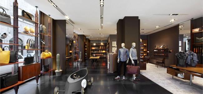 Il primo temporary store italiano Louis Vuitton