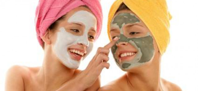 Maschera idratante anti age