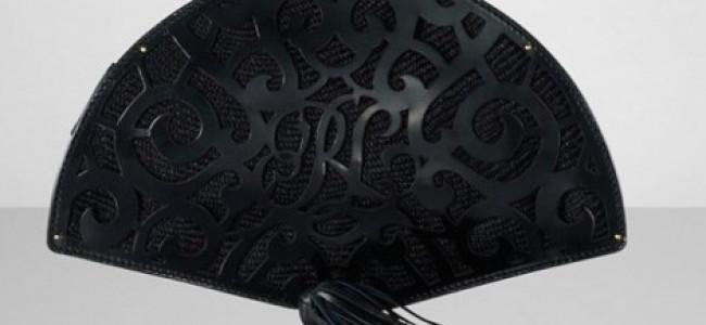 Ralph Lauren lancia la borsa ventaglio per l'estate 2013