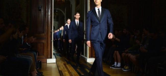 Valentino presenta la collezione P/E 2014 a Parigi