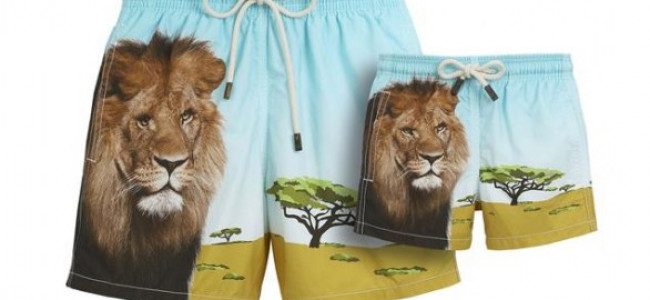 Il beachwear di Vilebrequin per l'estate 2013