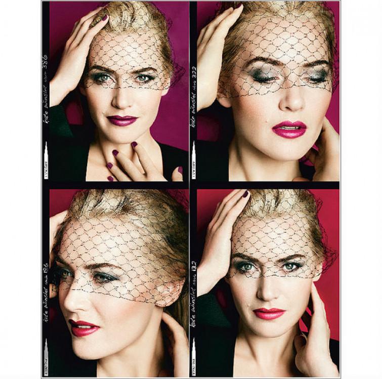 Kate Winslet per Lancome: L'Absolu Desir in anteprima