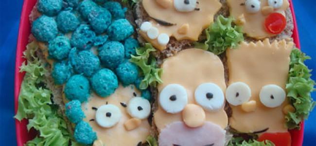 Food Art: ecco il modo più pazzo per usare il cibo, 70 foto incredibili che mai avreste potuto immaginare