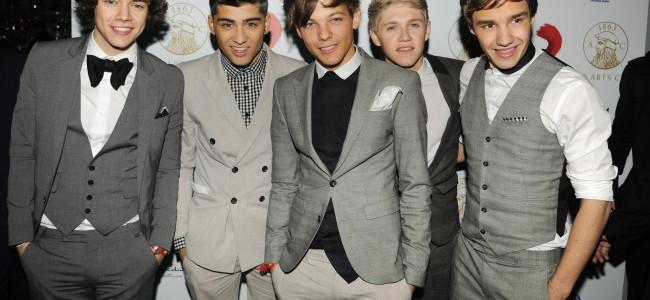 Gli One Direction lanciano una linea di make up low cost