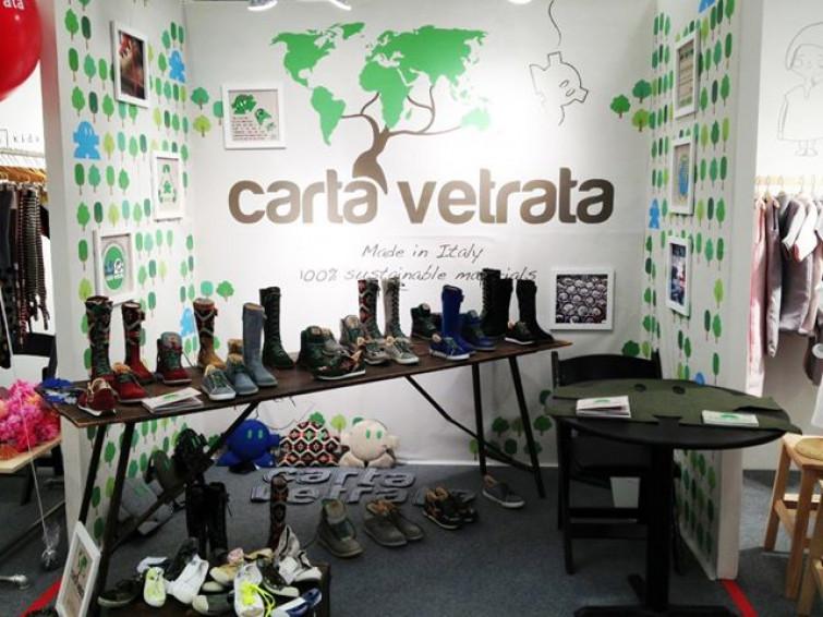 Carta Vetrata: la nuova collezione ecologica