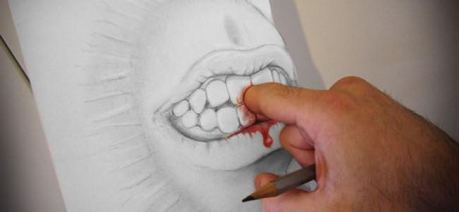 I disegni che prendono vita: le creazioni in 3D di Alessandro Diddi