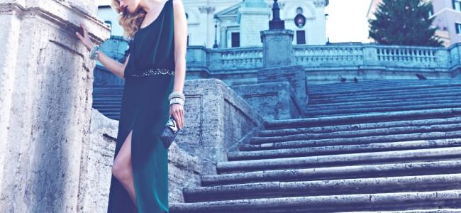 La nuova campagna pubblicitaria di Luisa Spagnoli