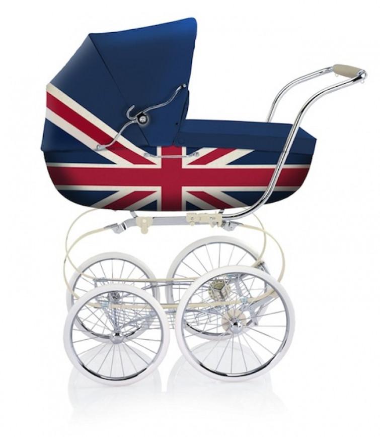 La carrozzina Inglesina ispirata al Royal Baby