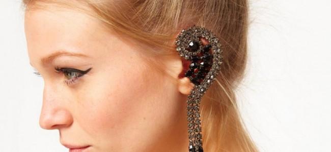 Oltre gli orecchini: gli EAR CUFF