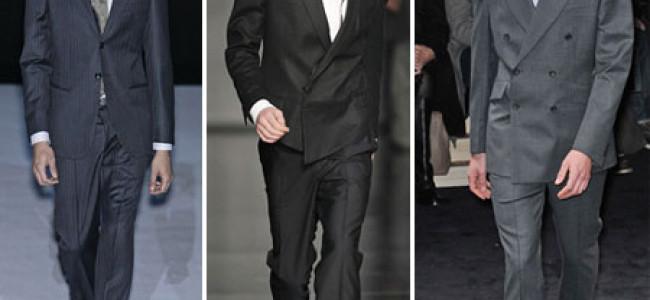 Moda: gli uomini sono più attenti alla marca che al prezzo