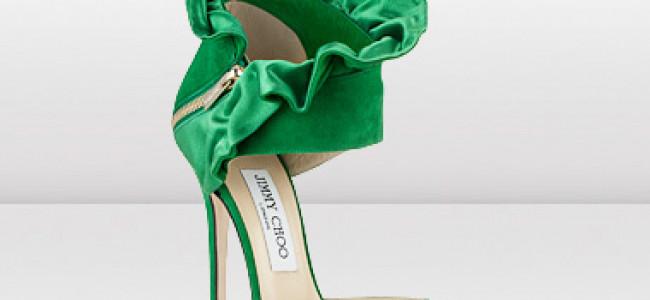 Jimmy Choo calzature collezione autunno/inverno 2013-2014