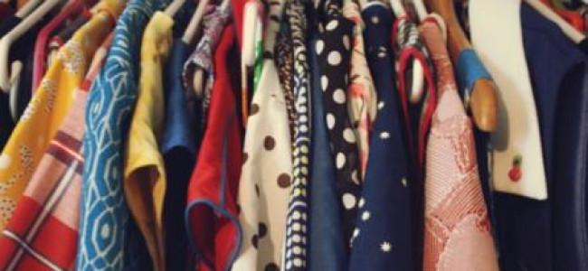 Ad Alassio il mercatino di alta moda
