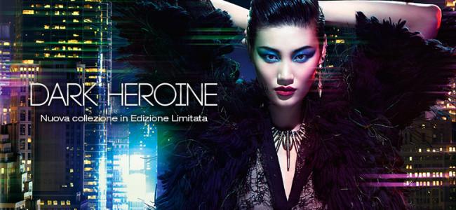 """400€ di prodotti Kiko in palio col concorso """"Crea il tuo look Dark Heroine"""""""
