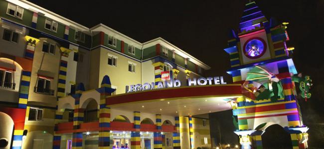 In California il primo hotel Lego