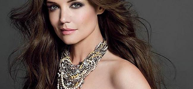 Katie Holmes: attrice, modella e adesso… Make up guru!