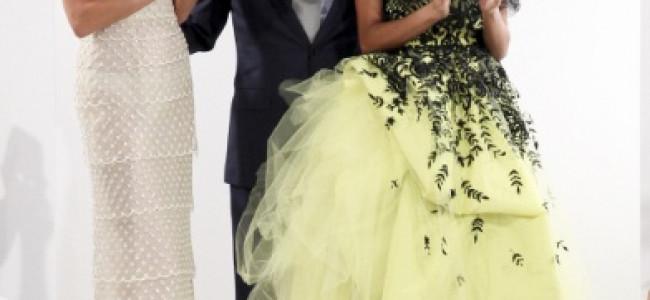 Oscar de la Renta alla settimana della moda di New York
